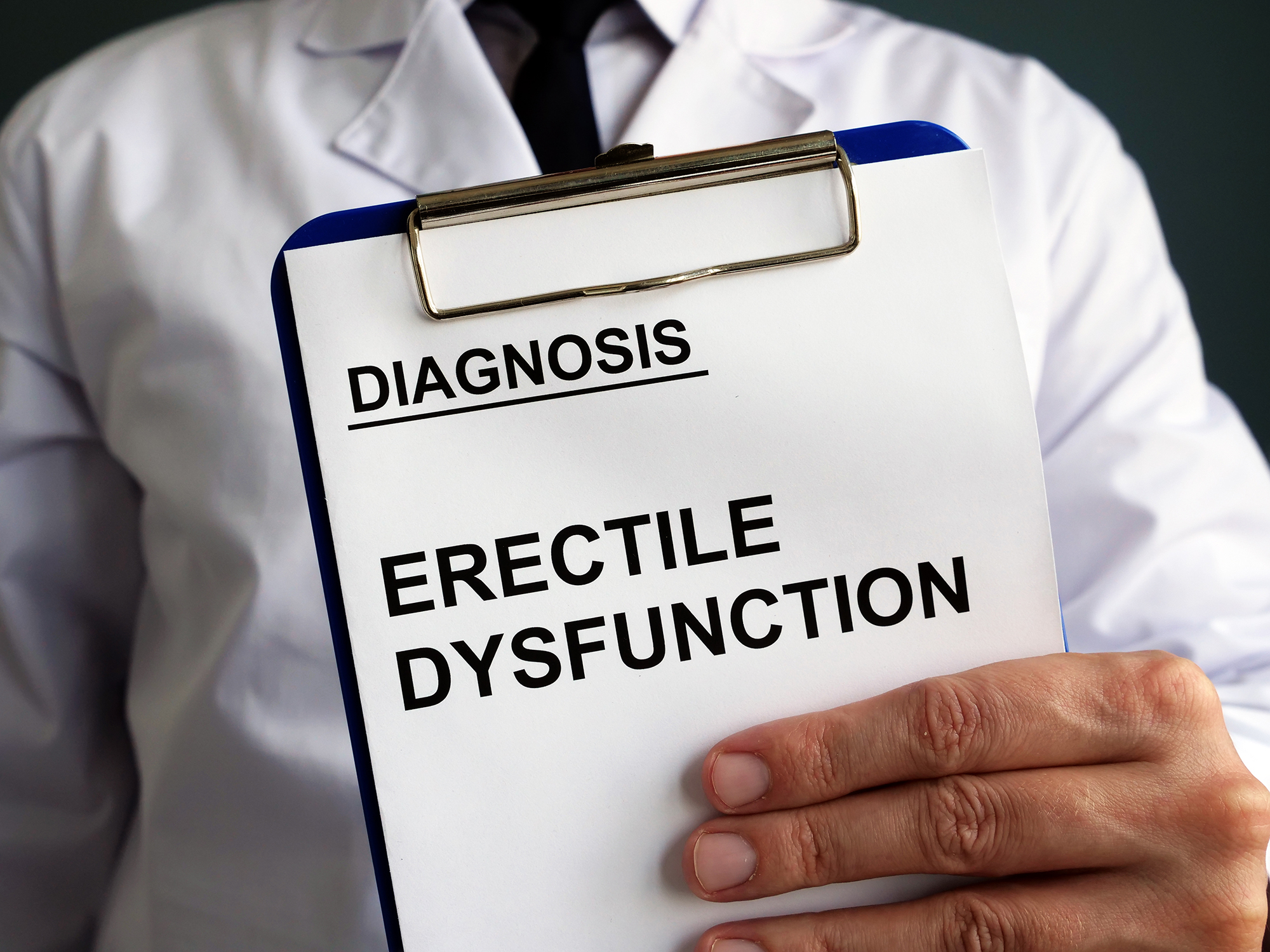 shockwave therapy for erectile dysfunction treatment Sacramento